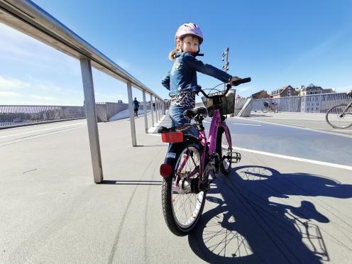 Olivia på Inderhavsbroen